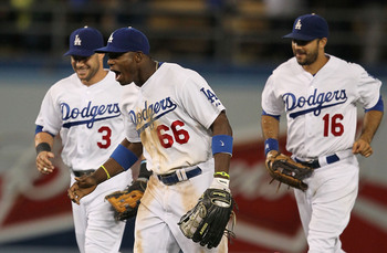 Puig has been a bright spot in an otherwise underachieving season.