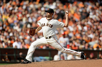 Jeremy Affeldt has contributed to two World Series titles for the Giants.