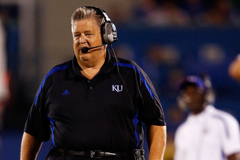 Could this be the year that Kansas and head coach Charlie Weis play spoiler?