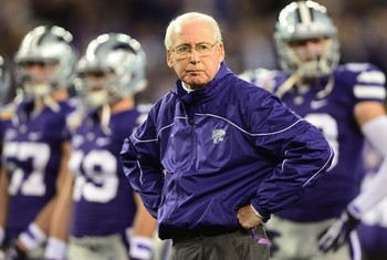Bill Snyder is quietly working his magic in Manhattan after winning the Big 12 last season.
