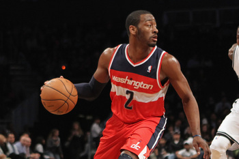Point guard John Wall