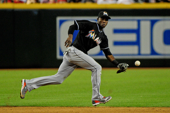 Despite a poor bat, Marlins shortstop Adeiny Hechavarria should continue to display his fielding wizardry in the second half of the season.