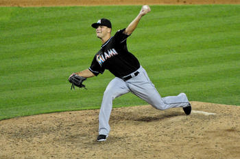 Dan Jennings looks to continue to be an effective left-hander out of the Marlins bullpen.