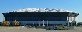 The Pontiac Silverdome (Wikimedia Commons)