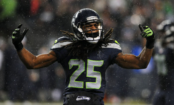 Richard Sherman was suspended for using PEDs.
