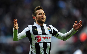 Yohan Cabaye is one of Newcastle's most inventive players