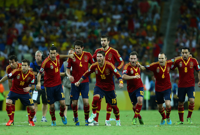 Spain vs. Italy: 5 Things We Learned from Confederations Cup Semifinal