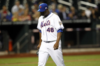 Francisco has been riddled with setbacks to his nagging elbow injury, and his Mets career has been a massive disappointment.