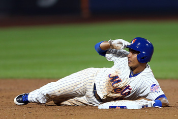 Tejada is currently recovering from a quad injury. When he returns, he will have to earn back his starting role.