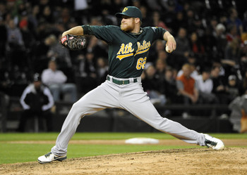 The A's hope Doolittle returns to form for the second half