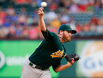 Straily will remain the fifth starter until Anderson's return