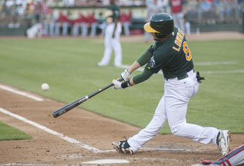 Lowrie has given the A's more than advertised