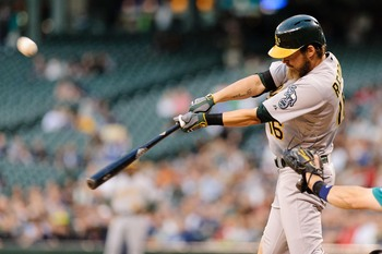 Reddick appears to slowly be finding his swing of 2012