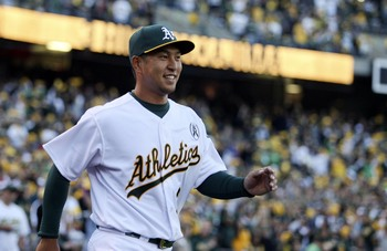 Will Hiro Nakajima play in Oakland in 2013? I say yes.