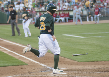 Sogard has been solid, if never spectacular, for the A's in 2013