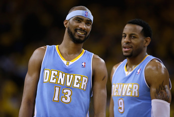 The Denver Nuggets will have big decisions to make this summer as Andre Iguodala and Corey Brewer enter free agency.