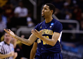 Cal's Allen Crabbe, now a member of the Portland Trail Blazers.
