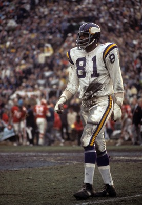 Eller during Super Bowl IV.