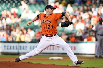 Where will Astros pitcher Bud Norris land this summer?