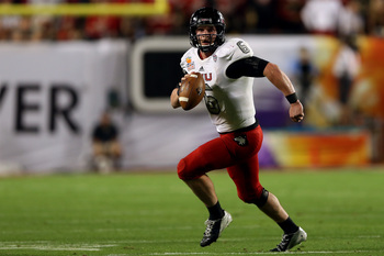 Jordan Lynch is one of the most exciting NCAA players to watch.