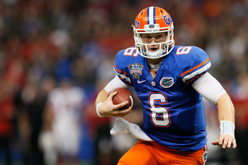 Driskel's dual-threat ability will cause problems for many of the Gators' opponents.