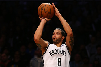 Deron Williams has help on the way.