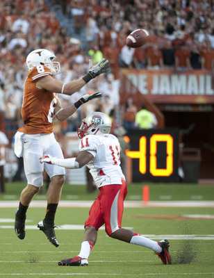 Jaxon Shipley is due for a monster junior season. That is, if he is consistently involved in the offense.