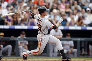 Buster Posey is having another excellent season.