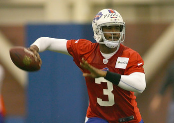 Will EJ Manuel establish himself as the Bills next great quarterback?
