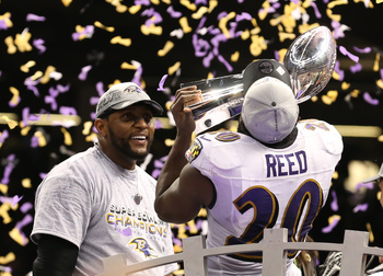 The Ravens must find a way to replace the leadership of Ed Reed and Ray Lewis.