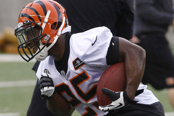 Giovani Bernard can be the Bengals' X-factor this season.