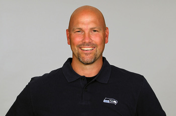 Gus Bradley is the next man up to try to re-right the Jaguars' ship.