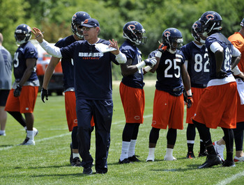 Which direction will the Chicago Bears go under Marc Trestman?