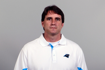 Mike Shula will look to continue Cam Newton's development as the Panthers' offensive coordinator.