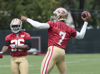 How much can Colin Kaepernick improve in 2013?