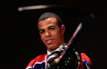 Darnell Nurse may be just what the doctor ordered in Edmonton.
