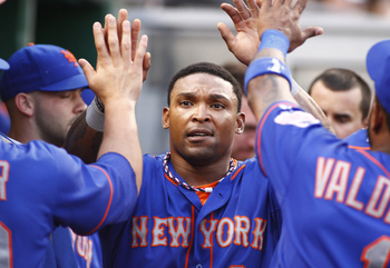 Marlon Byrd has been clutch for the Mets
