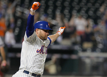 Andrew Brown gave the Mets a walkoff win over the Diamondbacks