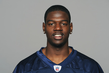 NASHVILLE, TN - CIRCA 2011: In this handout image provided by the NFL, Michael Preston of the Tennessee Titans poses for his NFL headshot circa 2011 in Nashville, Tennessee. (Photo by NFL via Getty Images)