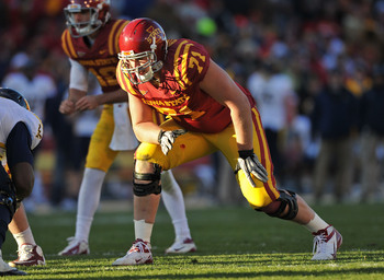 Carter Bykowski played his college football at Iowa State.