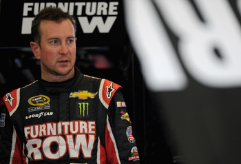 2013 has been a story of redemption for Kurt Busch.