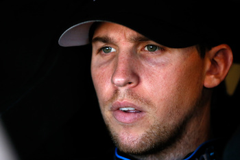Denny Hamlin's injury early in 2013 ruined his hopes for a first Sprint Cup title.