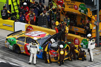Kyle Busch's Daytona 500 engine failure was just the start of a disappointing process for Toyota.