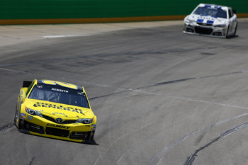 Dirty air has become a nasty problem for NASCAR drivers and crew chiefs.