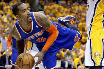 Smith had an excellent 2013-14 season with the Knicks.