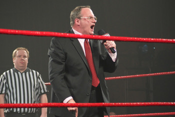 Jim Cornette (photo by Steve Wright Jr.)