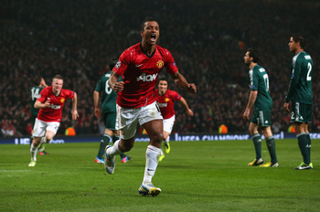 Nani is being linked with a move to Italy