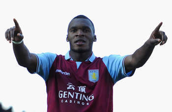 Christian Benteke netted 23 times for Aston Villa last season