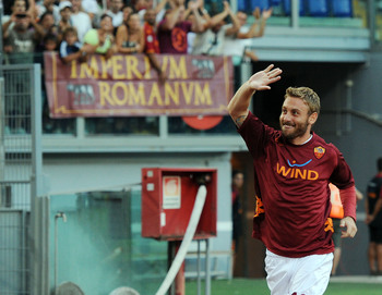 Daniele De Rossi could be on his way to Chelsea