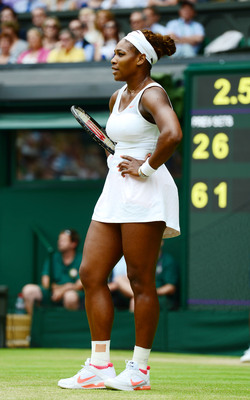 "Serena Williams will not have a chance to win three majors in the same year for the first time since her ""Serena Slam"" in 2002-2003."